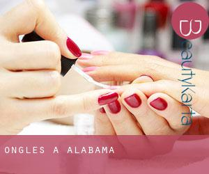 Ongles à Alabama