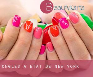 Ongles à État de New York